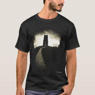 Dunkler Felsen - Glastonbury T-Shirt