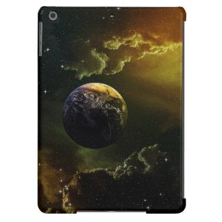 Dunkler Raum-Szene iPad Air Hülle