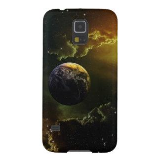 Dunkler Raum-Szene Samsung Galaxy S5 Hülle