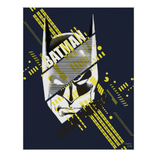 Dunkler Ritter Batmans futuristisch Plakatdrucke