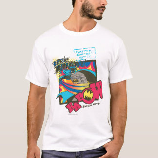 Dunkler Ritter KA-POW T-Shirt