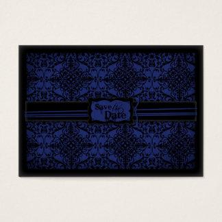 Dunkler Ritter Sd Notecard Visitenkarte