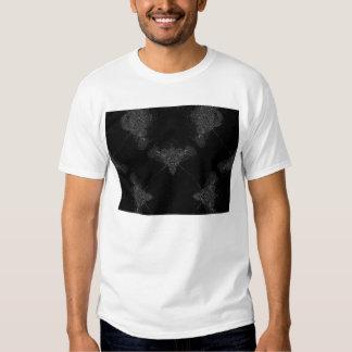 Dunkler Static Zikade-Einfassung-durch KLM Shirt