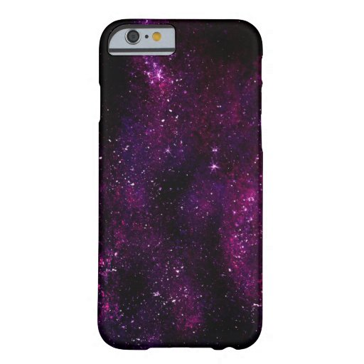 Dunkles Hipster-Galaxie-Universum Barely There iPhone 6 Hülle