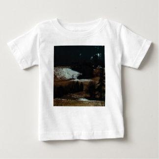 dunkles hübsches Land Baby T-shirt