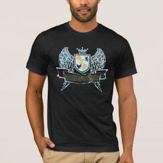 dunkles Schild T-Shirt
