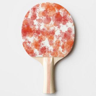 Dunkles Sonnendurchbruch-Paddel Tischtennis Schläger
