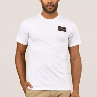 Dünne orange Linie K-9 T - Shirt