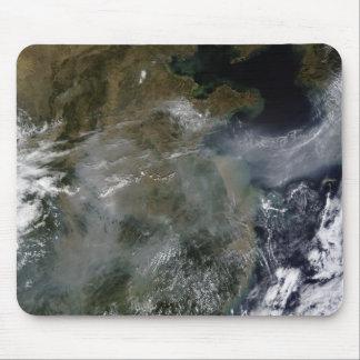 Dunst über der NordChina-Ebene Mousepads