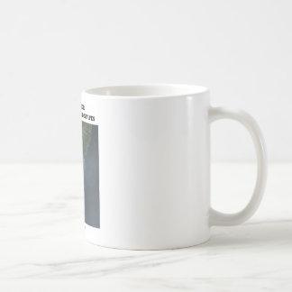 Dunst über östlichen Vereinigten Staaten Kaffeetasse