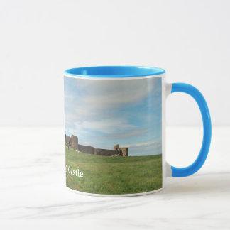 Dunstanburgh Schloss-Tasse Tasse