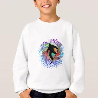 Dunstige Benommenheit Sweatshirt