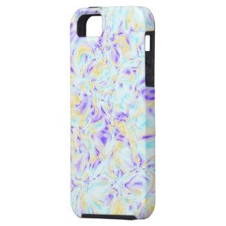 Dunstige PastellFraktale - iPhone 5 Kunst-Fall iPhone 5 Hülle