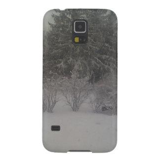 Dunstiger Schatten des Winters Samsung Galaxy S5 Cover