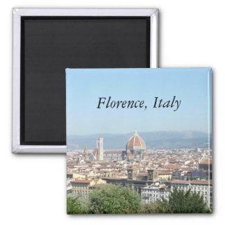 Duomo, Florenz, Italien (St.K.) Quadratischer Magnet