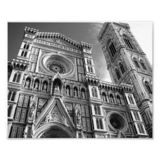 Duomo in Florenz Italien Fotodruck