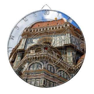 Duomo, in Florenz, Toskana, Italien Dartscheibe