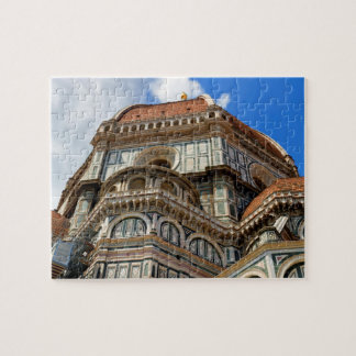 Duomo, in Florenz, Toskana, Italien Puzzle