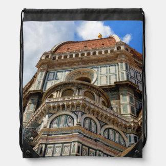 Duomo, in Florenz, Toskana, Italien Turnbeutel