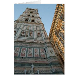 Duomo-Kathedrale, Florenz, Italien Karte
