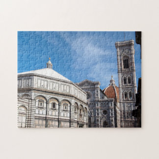 Duomo und Baptistry, Puzzle Florenz