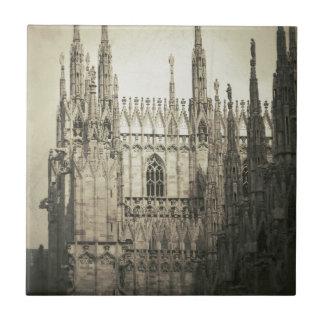 Duomo von Mailand Keramikfliese