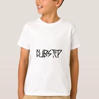 Dupstep Schwarzes T-Shirt
