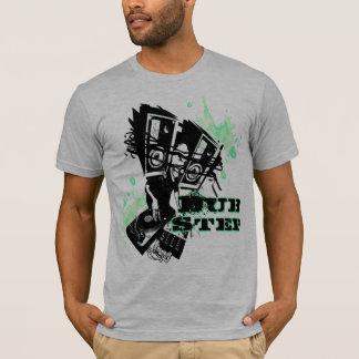 DupStep Spritzer DJ T-Shirt