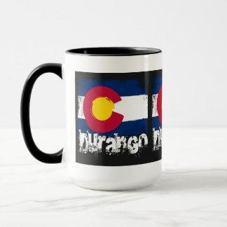 Durango-Schmutz-Flagge Tasse