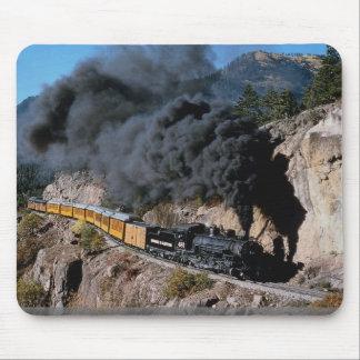 Durango und Silverton Eisenbahn, Nr. 481, BärCree Mauspads