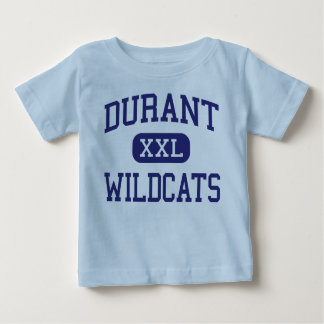 Durant - Wildkatzen - Highschool - Durant Iowa Baby T-shirt