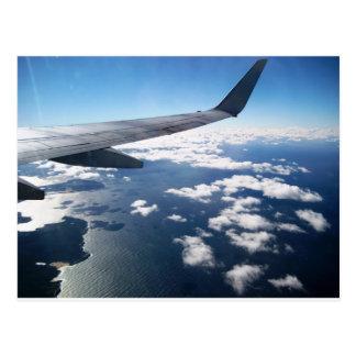 Durch das Fenster: Sydney, Australien Postkarte