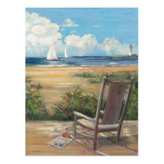 Durch das Meer Postkarte