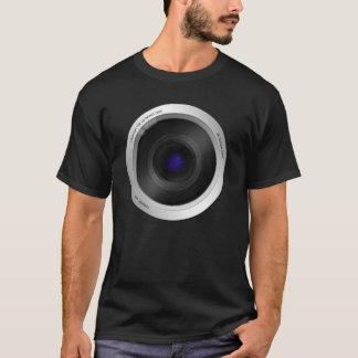 Durch die schauende Linse T-Shirt