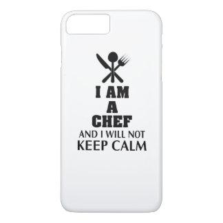 Durch einen Koch für Köche iPhone 8 Plus/7 Plus Hülle