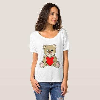 durch Zimt mein Teddy-T - Shirt