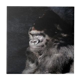 Durchdachter Gorilla Keramikfliese