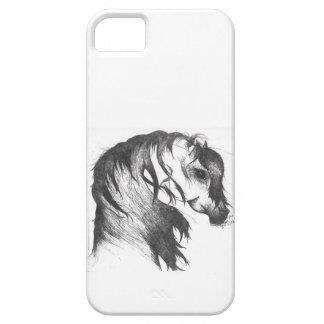 Durchgebranntes Pferd der Fantasie Wind iPhone 5 Hüllen