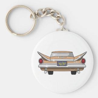 Durchlauf-Neid 1959 Buicks Electra Schlüsselanhänger