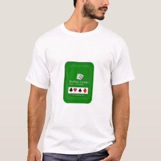 Durchmesser-Club-Spaten-Herzen, TÄUSCHUNG ODER T-Shirt