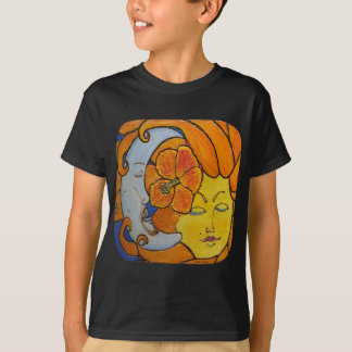 Durchmesser y Noche T-Shirt