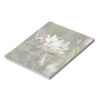 Durchmogeln im Klee; Kalender 2013 Notizblock