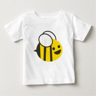 Durchmogelndes Hummel-Bienen-T-Stück für Baby Baby T-shirt