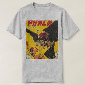 Durchschlags-Comics-Erbausgabe T-Shirt