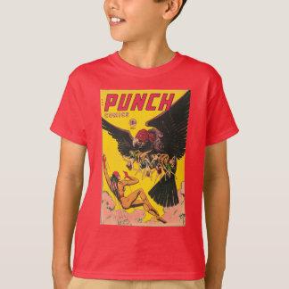 Durchschlags-Erbausgabe T-Shirt