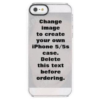 DURCHSICHTIGE iPhone SE/5/5s HÜLLE