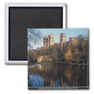 Durham-Schloss, Landkreis Durham, England, Quadratischer Magnet