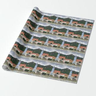Dürnstein in Der Wachau Geschenkpapier