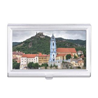 Dürnstein in Der Wachau Visitenkarten Dose