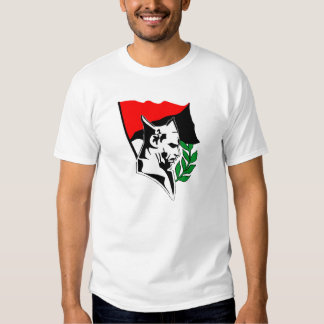 Durruti - Anarchy Flag T-shirt